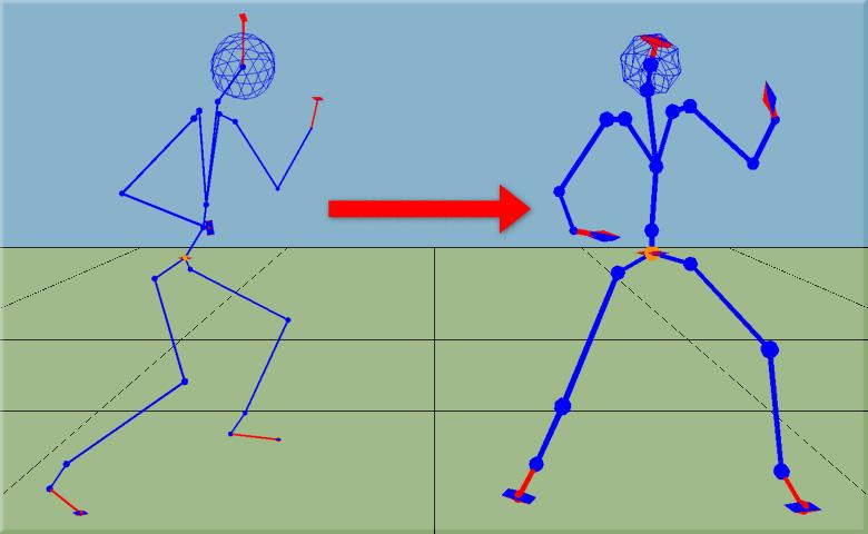 bvhacker - tutorial 1